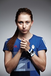 Laura Trott signs for 2015
