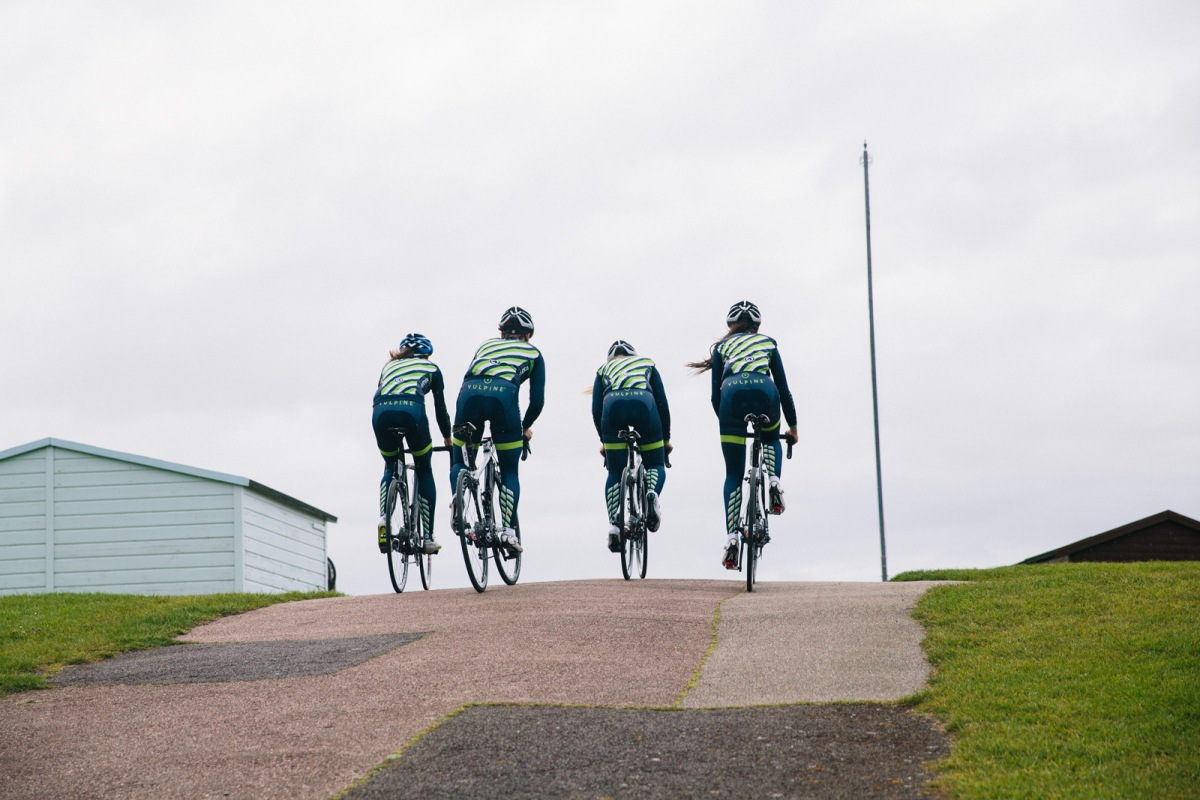 Another Giant Leap as Matrix Vulpine intend to go UCI Professional