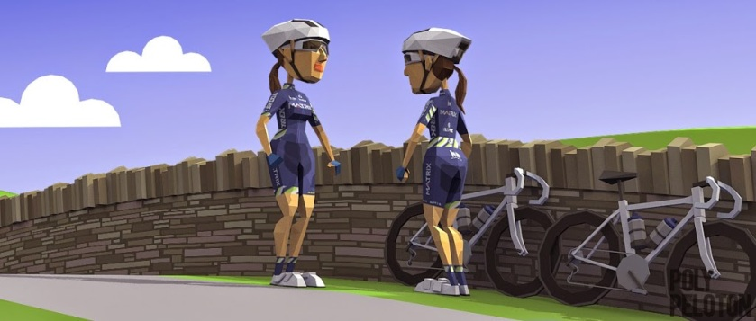 A Poly Peloton view of the 2015 Clothing
