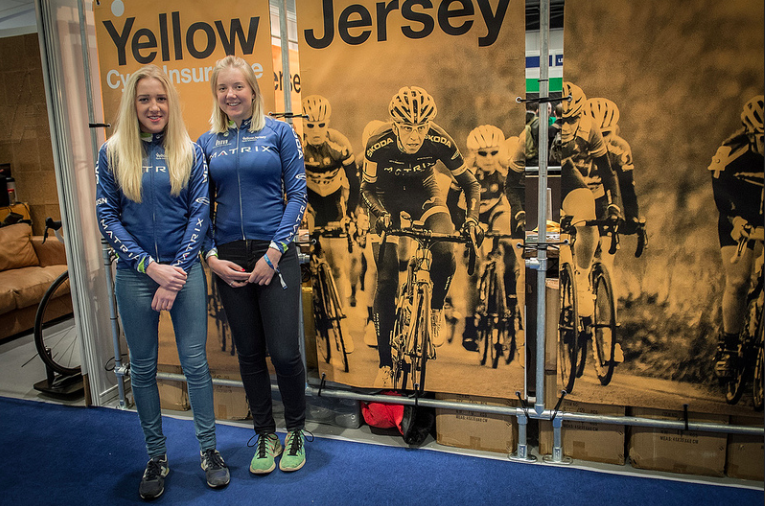 Yellow Jersey Stand