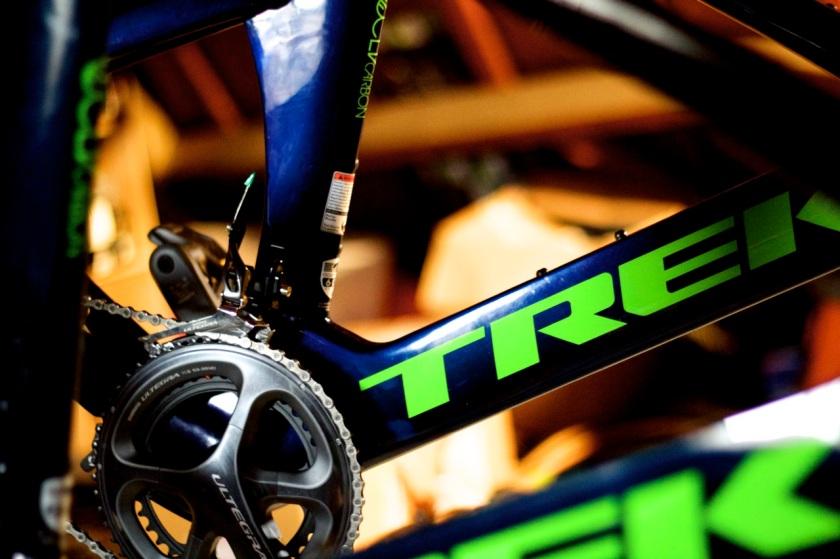 Trek TT bikes